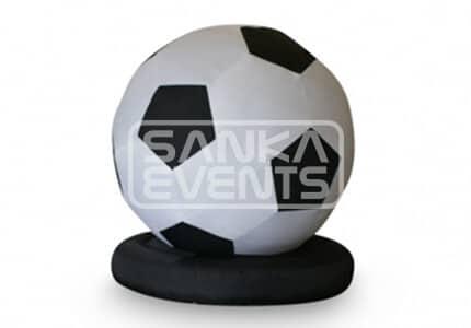 Voetbal huren