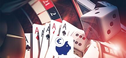 Mobiel casino op locatie Budget