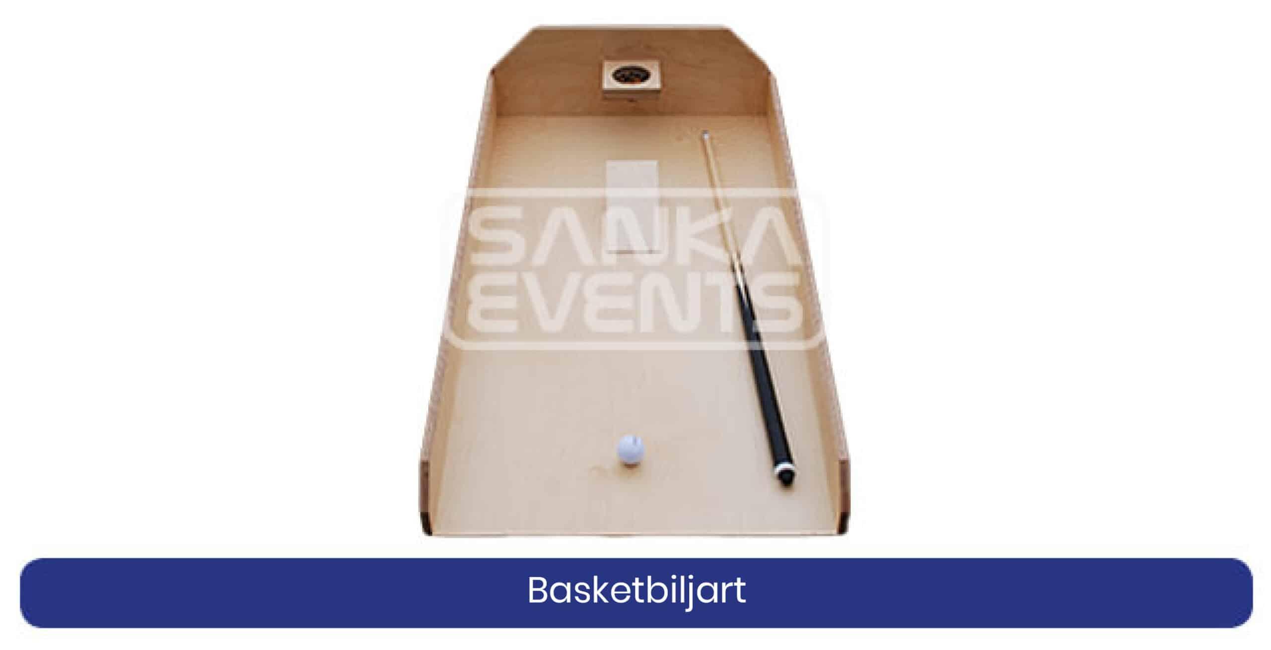 Coronaproof Spellenpakket Basketbiljart