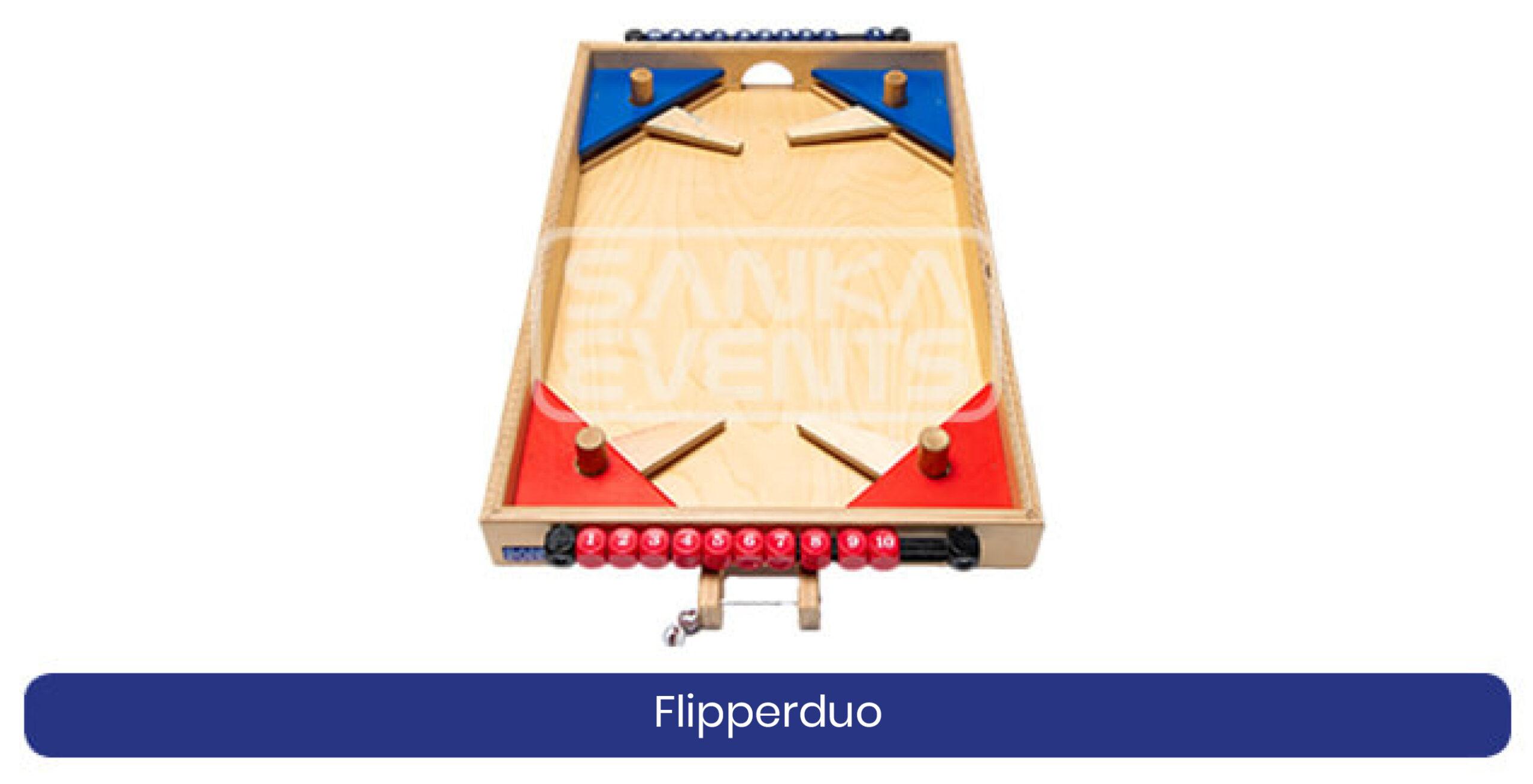 Coronaproof Spellenpakket Flipperduo
