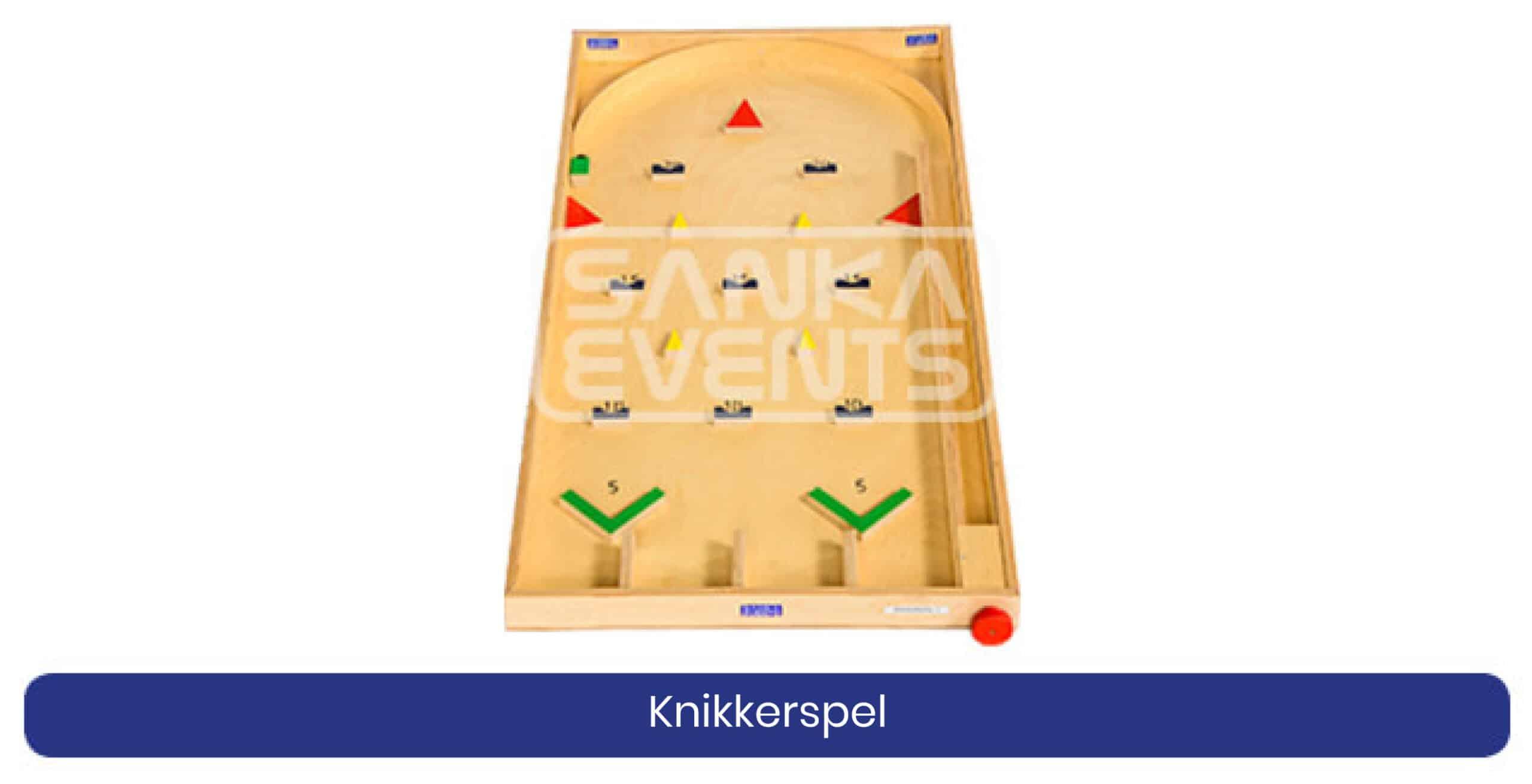 Coronaproof Spellenpakket Knikkerspel