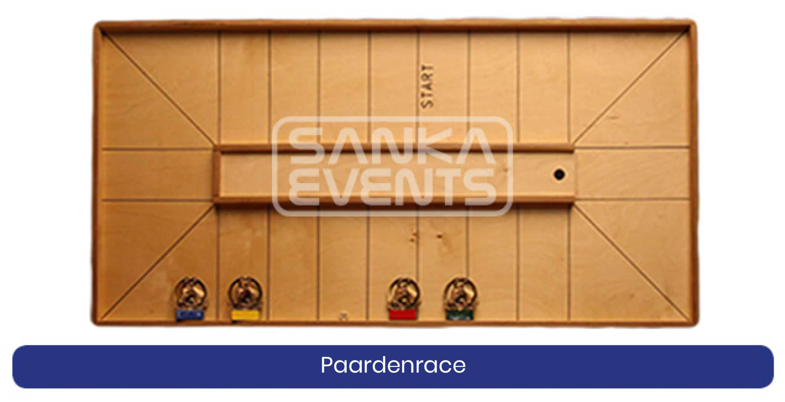 Coronaproof Spellenpakket Paardenrace