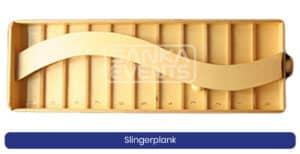 Coronaproof Spellenpakket Slingerplank