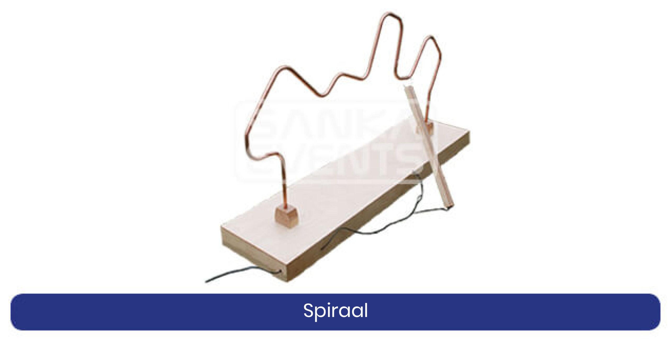 Coronaproof Spellenpakket Spiraal