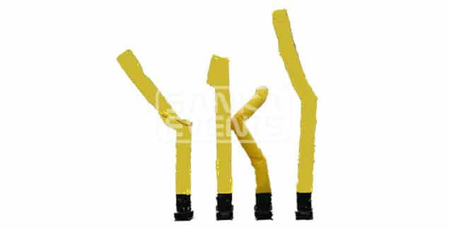 Skytube geel huren product