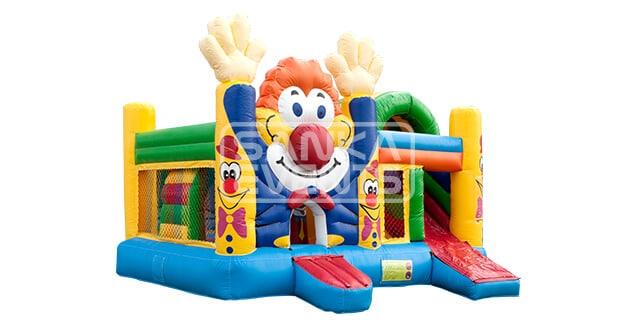 Springkussen Clown huren product