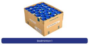 Badminton 1 lenen product