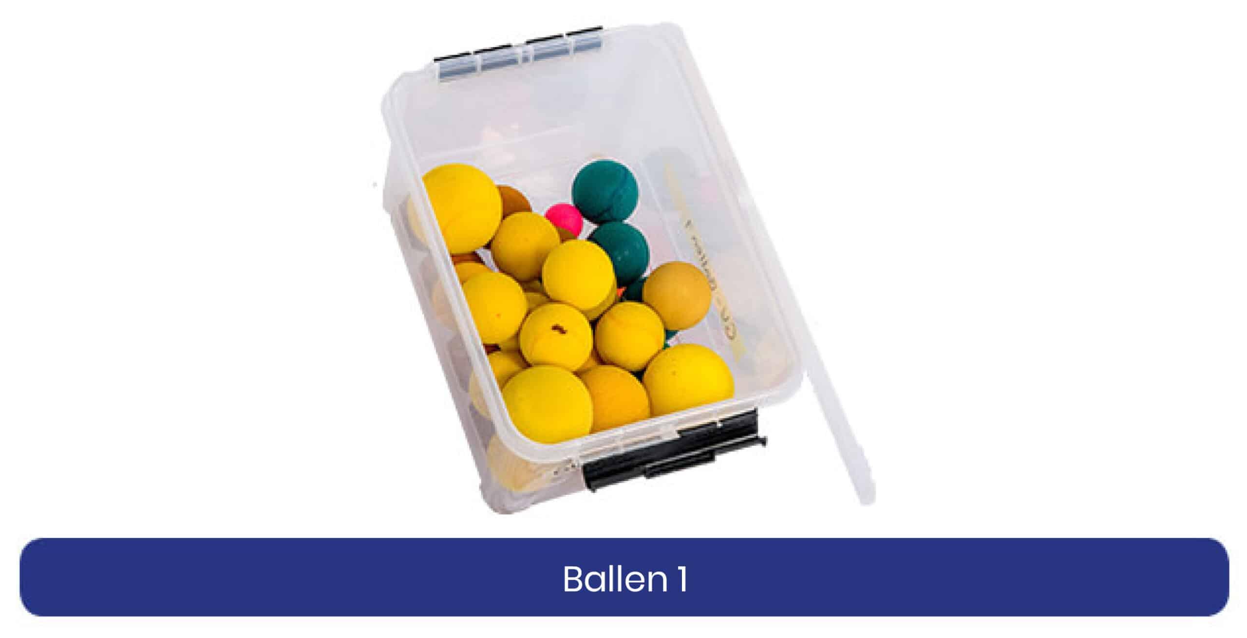 Ballen 1 lenen product