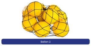 Ballen 2 lenen product