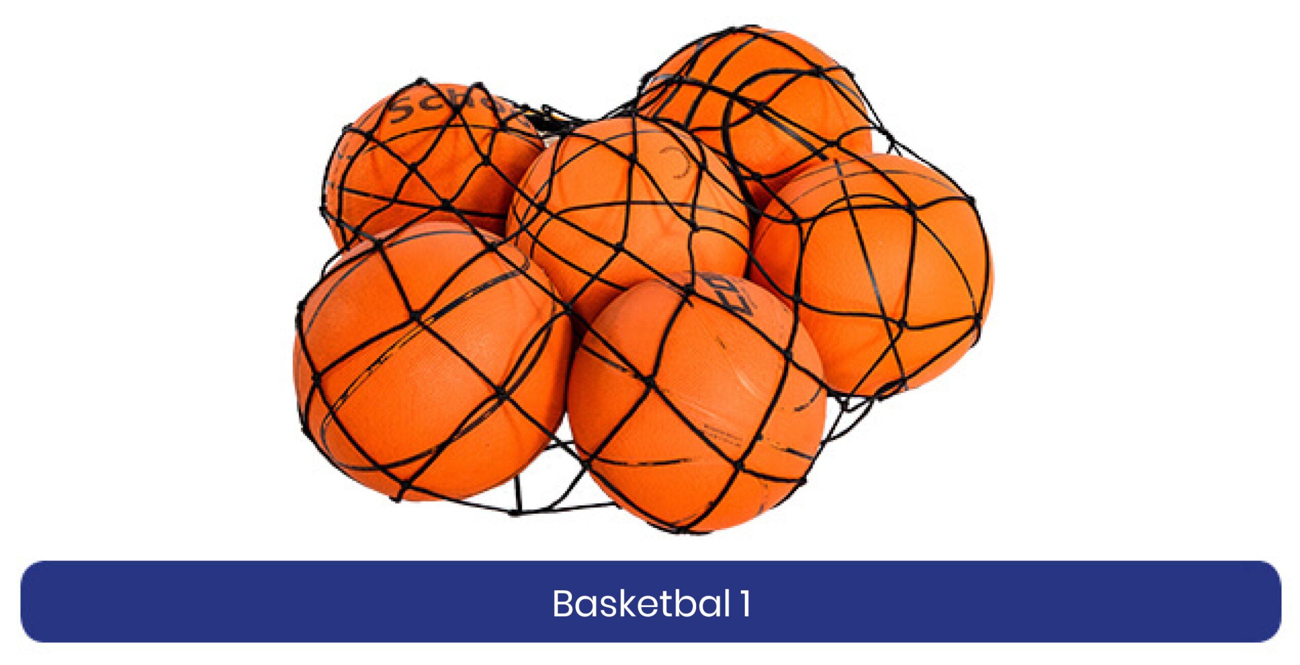 Basketbal 1 lenen product