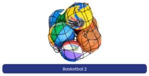 Basketbal 2 lenen product