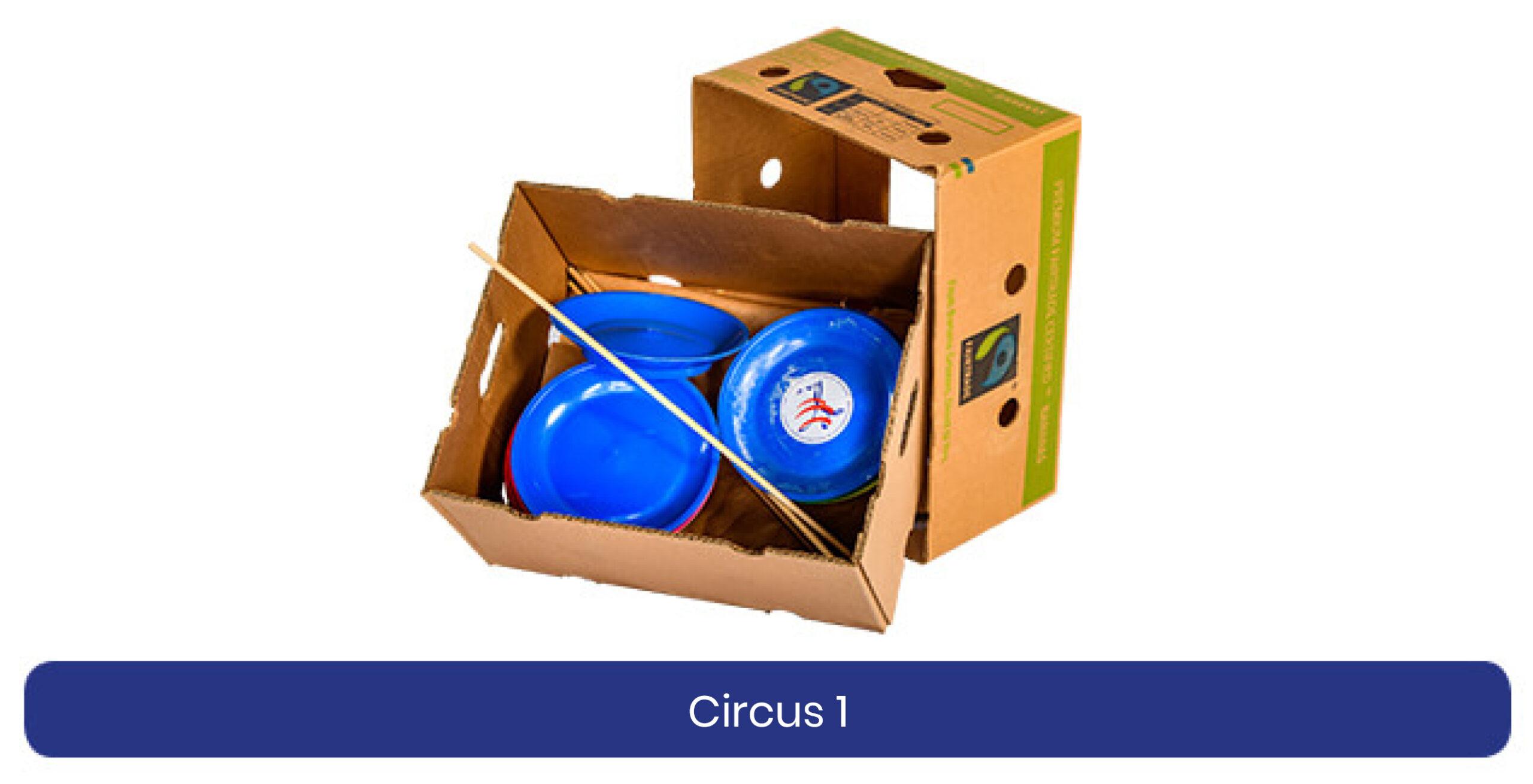 Circus 1 lenen product