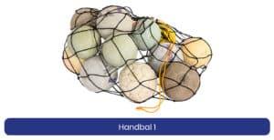 Handbal 1 lenen product