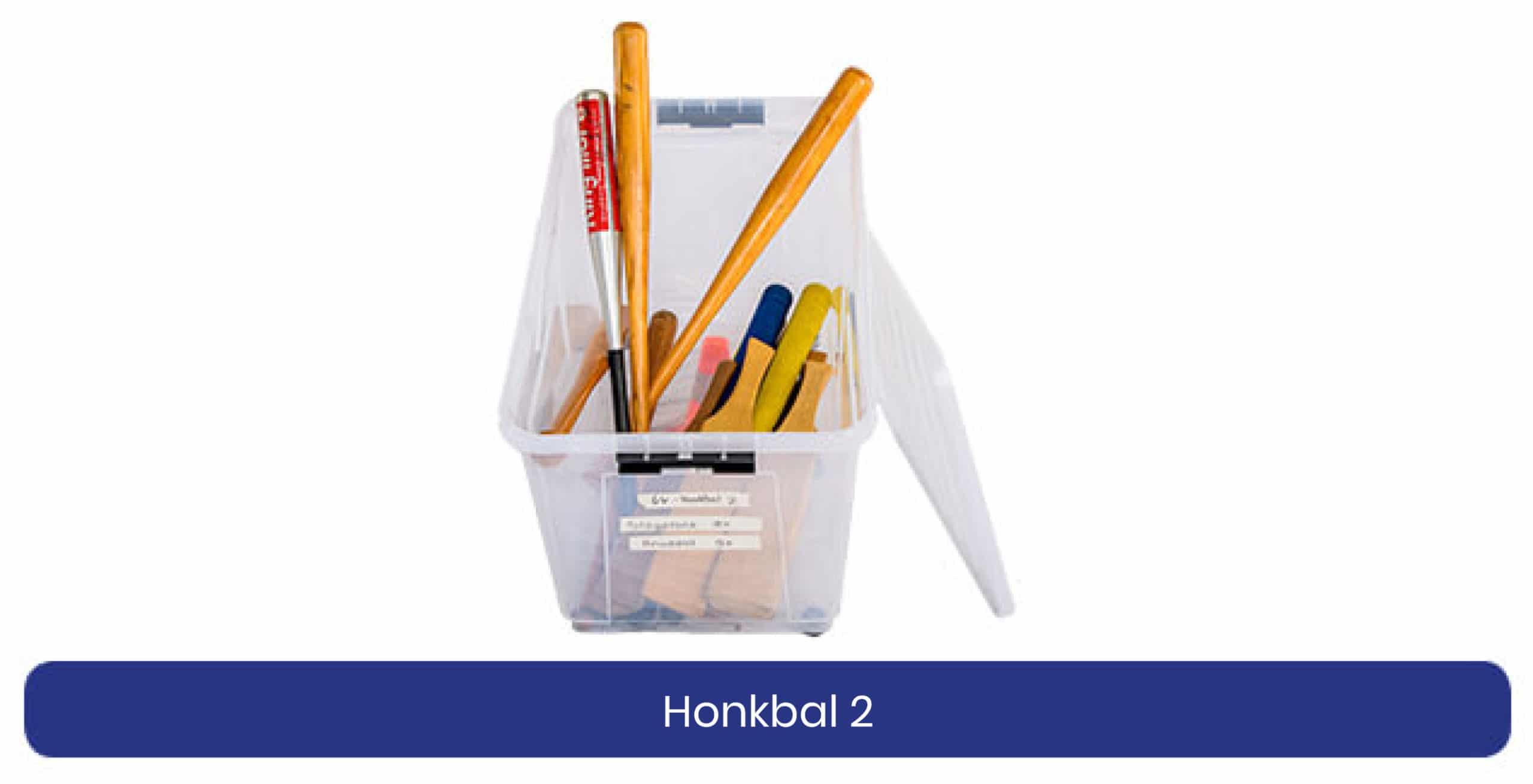 Honkbal 2 lenen product