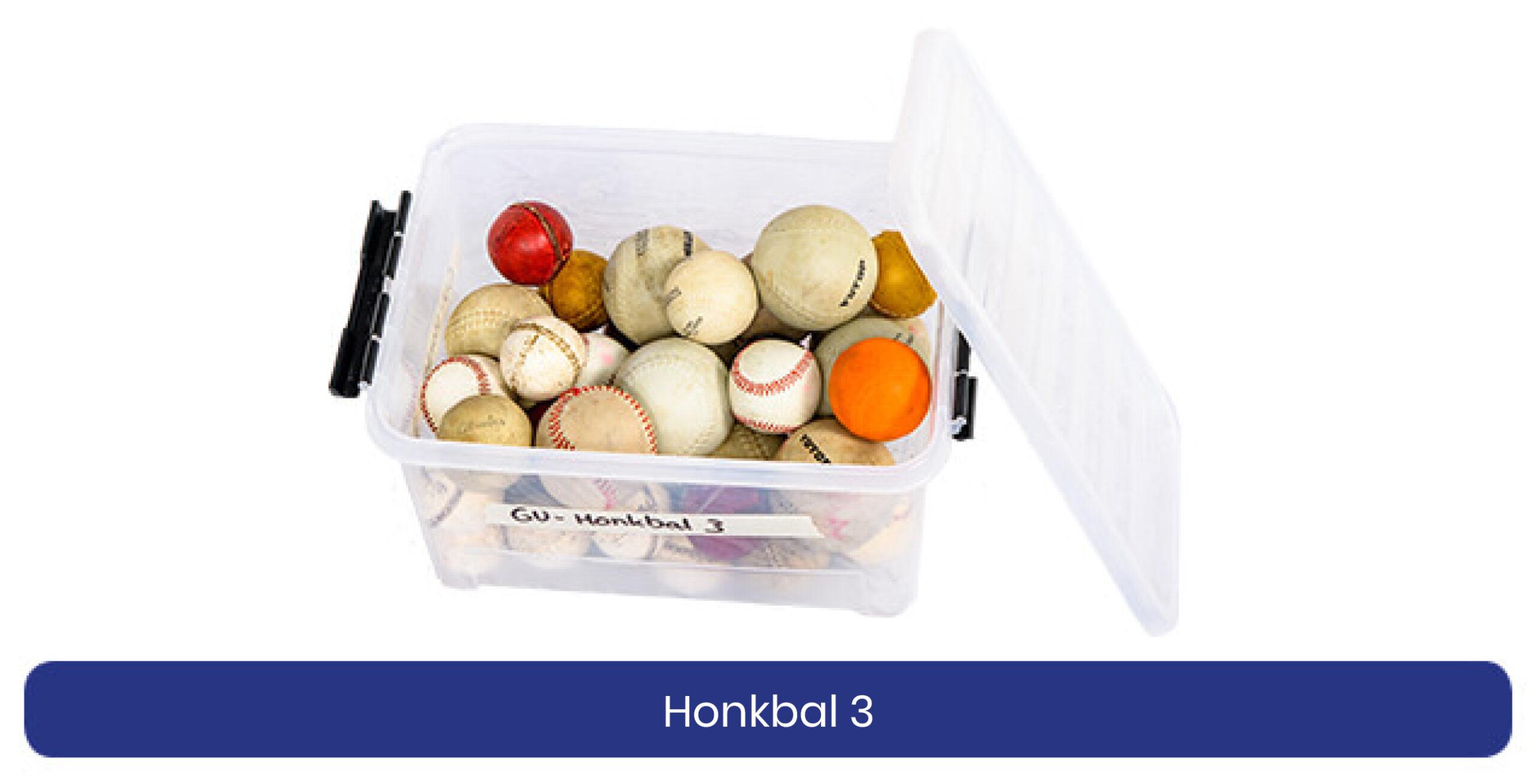 Honkbal 3 lenen product
