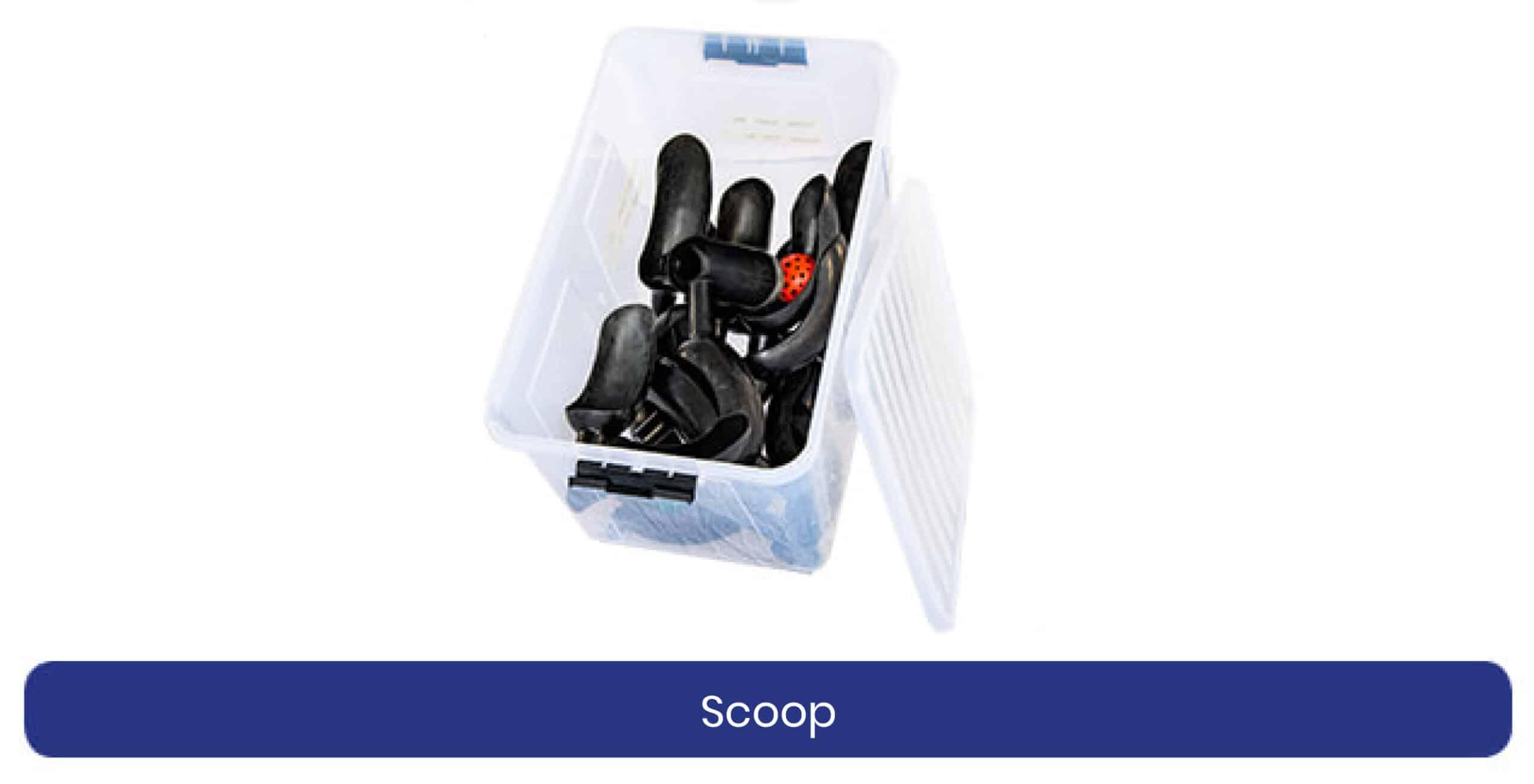 Scoop lenen product