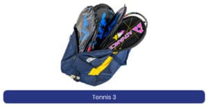Tennis 3 lenen product